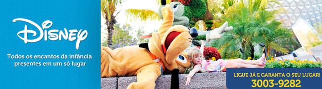 Pacotes CVC Disney 2014